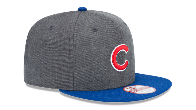 CHICAGO CUBS GRAPHITE 9FIFTY SNAPBACK