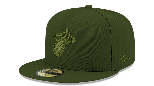 MIAMI HEAT TONAL 59FIFTY FITTED