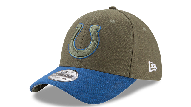 INDIANAPOLIS COLTS SALUTE TO SERVICE 39THIRTY STRETCH FIT