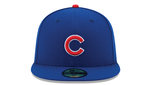 KIDS CHICAGO CUBS AUTHENTIC COLLECTION 59FIFTY FITTED