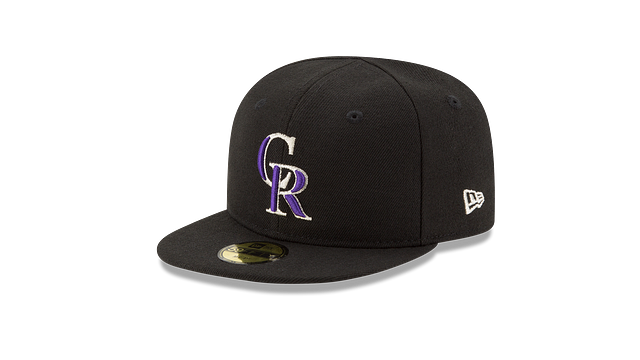 KIDS COLORADO ROCKIES MY FIRST AC 59FIFTY FITTED