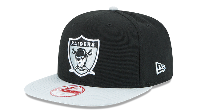 OAKLAND RAIDERS HISTORIC 9FIFTY SNAPBACK