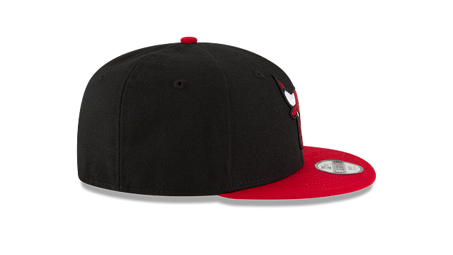 KIDS CHICAGO BULLS TEAM COLOR 9FIFTY SNAPBACK