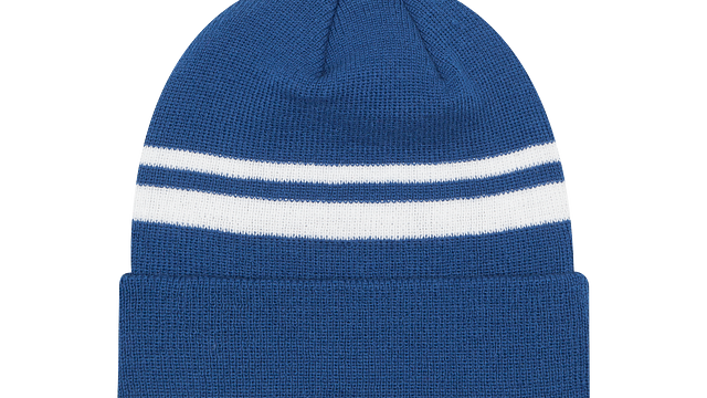 INDIANAPOLIS COLTS CUFF KNIT