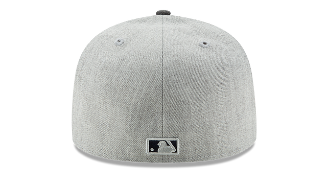 KIDS NEW YORK YANKEES HEATHER ACTION 59FIFTY FITTED