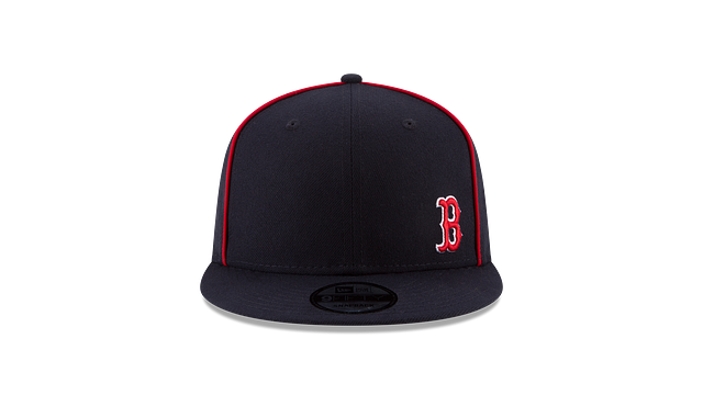 BOSTON RED SOX Y2K FLAWLESS 9FIFTY SNAPBACK Front view