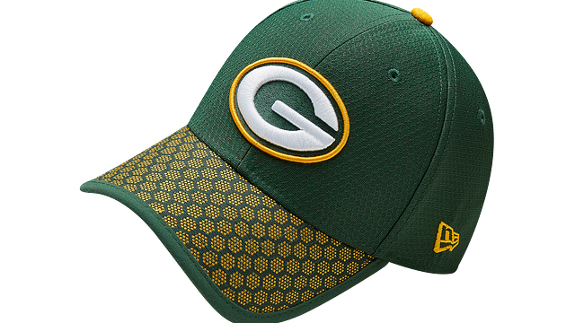 GREEN BAY PACKERS OFFICIAL SIDELINE 39THIRTY STRETCH FIT