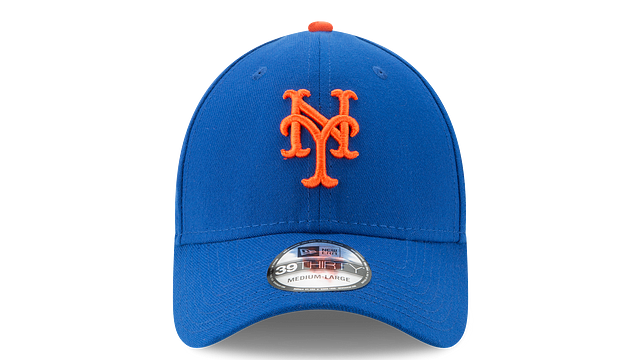 NEW YORK METS TEAM CLASSIC 39THIRTY STRETCH FIT