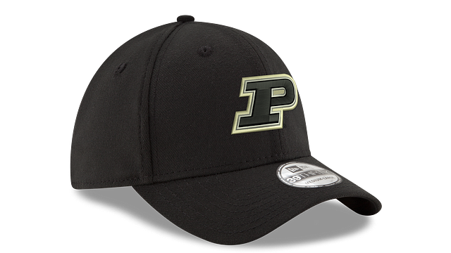 PURDUE BOILERMAKERS TEAM CLASSIC 39THIRTY STRETCH FIT