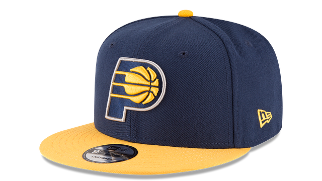 INDIANA PACERS 2TONE 9FIFTY SNAPBACK