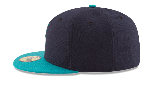 KIDS SEATTLE MARINERS AUTHENTIC COLLECTION 59FIFTY FITTED