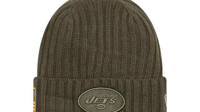 NEW YORK JETS SALUTE TO SERVICE KNIT