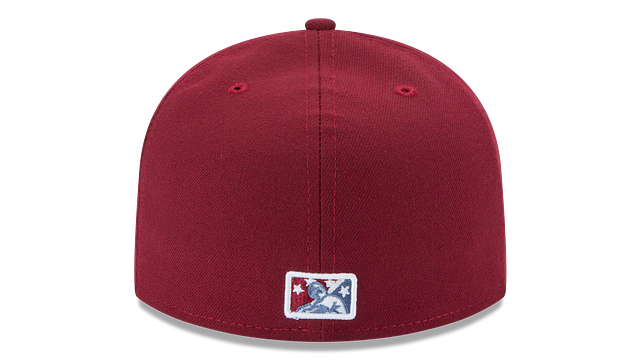 FRISCO ROUGH RIDERS AUTHENTIC COLLECTION 59FIFTY FITTED