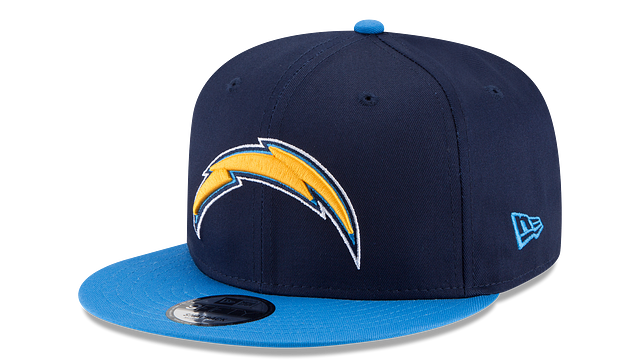 LOS ANGELES CHARGERS NFL BAYCIK 9FIFTY SNAPBACK