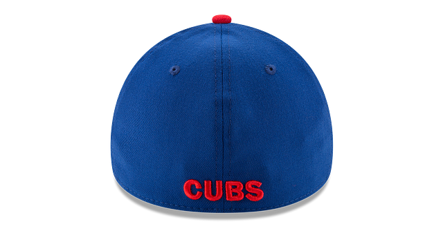 KIDS CHICAGO CUBS TEAM CLASSIC 39THIRTY STRETCH FIT