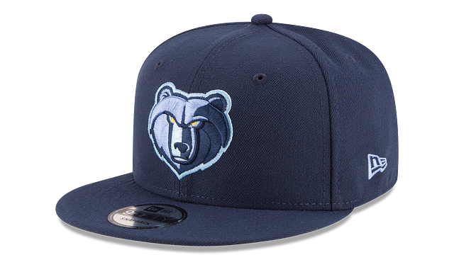MEMPHIS GRIZZLIES TEAM COLOR 9FIFTY SNAPBACK