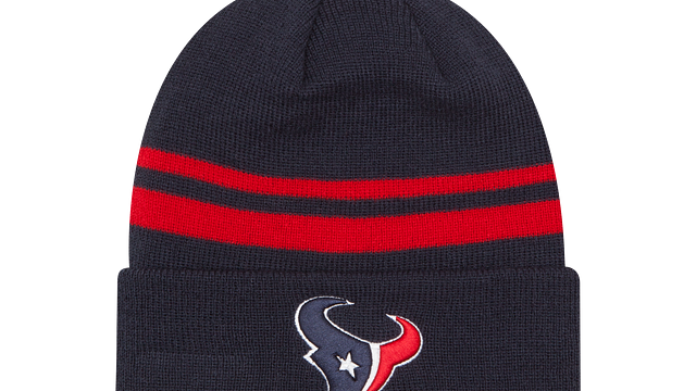 HOUSTON TEXANS CUFF KNIT