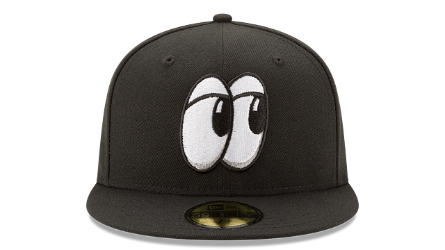 CHATTANOOGA LOOKOUTS AUTHENTIC COLLECTION 59FIFTY FITTED
