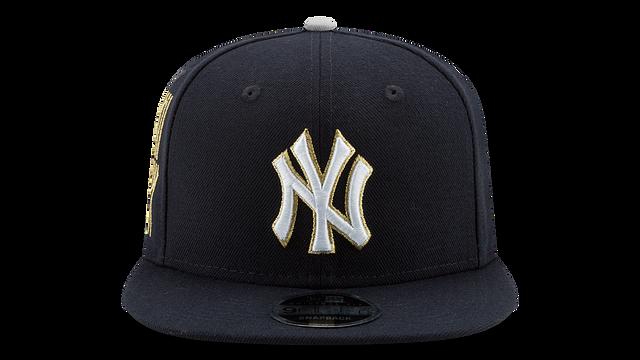NEW YORK YANKEES GOLD FLIP 9FIFTY SNAPBACK