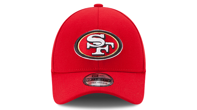 KIDS SAN FRANCISCO 49ERS TEAM CLASSIC 39THIRTY STRETCH FIT