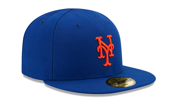 KIDS NEW YORK METS MY FIRST AC 59FIFTY FITTED