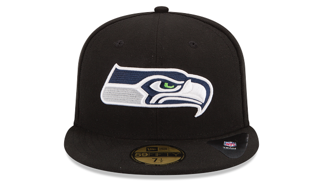 SEATTLE SEAHAWKS 59FIFTY FITTED