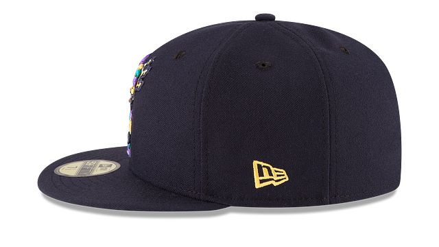 NEW ORLEANS BABY CAKES AUTHENTIC COLLECTION 59FIFTY FITTED