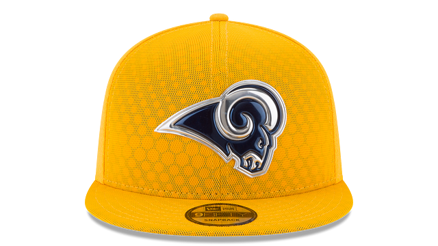 LOS ANGELES RAMS COLOR RUSH 9FIFTY SNAPBACK