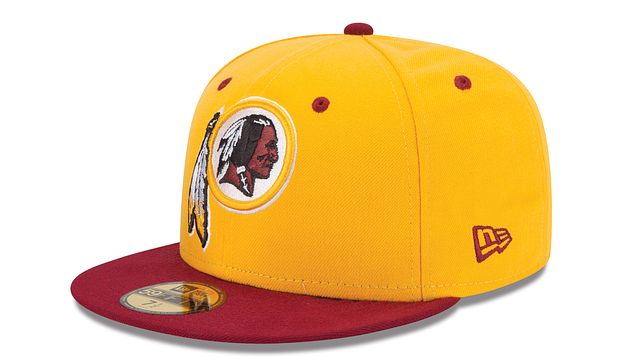 WASHINGTON REDSKINS 2TONE 59FIFTY FITTED