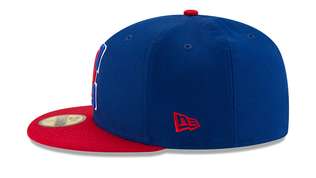 LOS ANGELES CLIPPERS 2TONE 59FIFTY FITTED