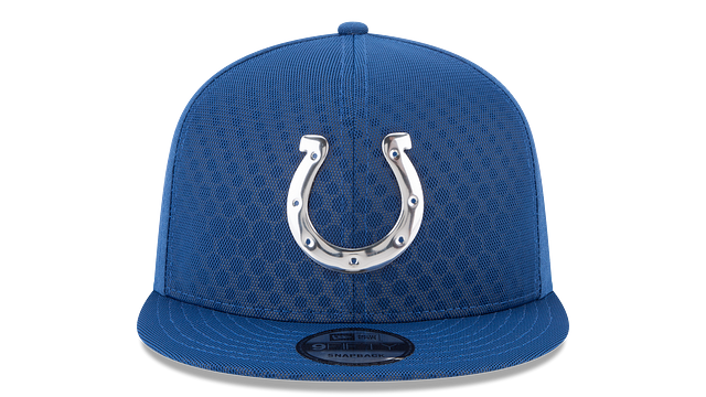 INDIANAPOLIS COLTS COLOR RUSH 9FIFTY SNAPBACK