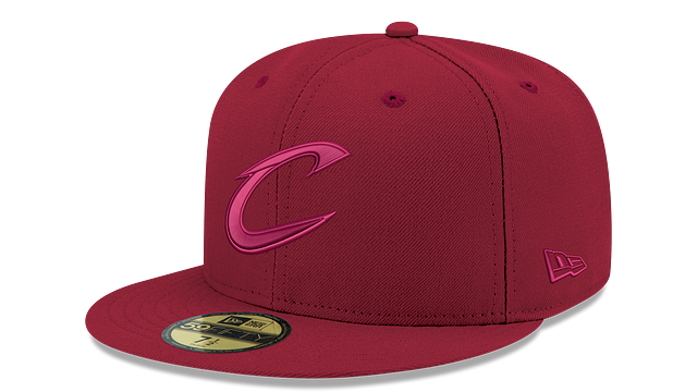 CLEVELAND CAVALIERS TONAL 59FIFTY FITTED