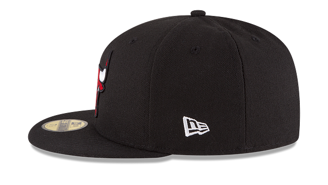 CHICAGO BULLS TEAM COLOR 59FIFTY FITTED