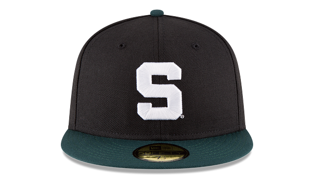 MICHIGAN STATE SPARTANS BASIC 59FIFTY FITTED