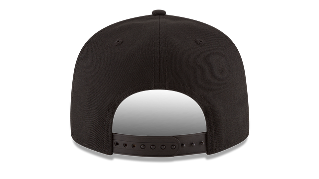 DALLAS MAVERICKS BASIC BLACK 9FIFTY SNAPBACK