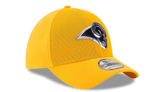 LOS ANGELES RAMS COLOR RUSH 39THIRTY STRETCH FIT