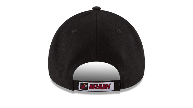 MIAMI HEAT THE LEAGUE 9FORTY ADJUSTABLE