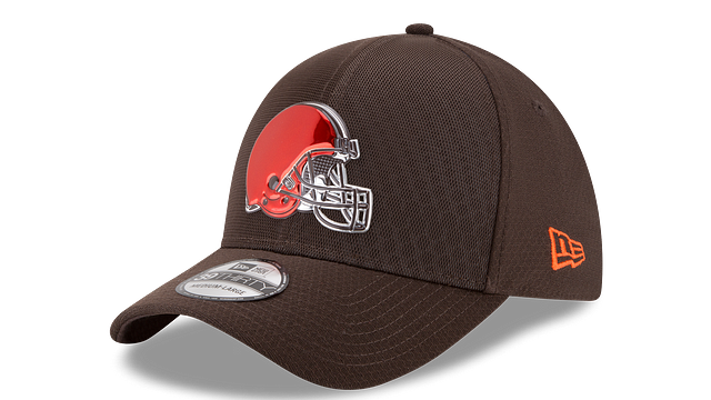 CLEVELAND BROWNS COLOR RUSH 39THIRTY STRETCH FIT