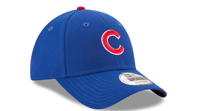 CHICAGO CUBS THE LEAGUE 9FORTY ADJUSTABLE 3 quarter right view
