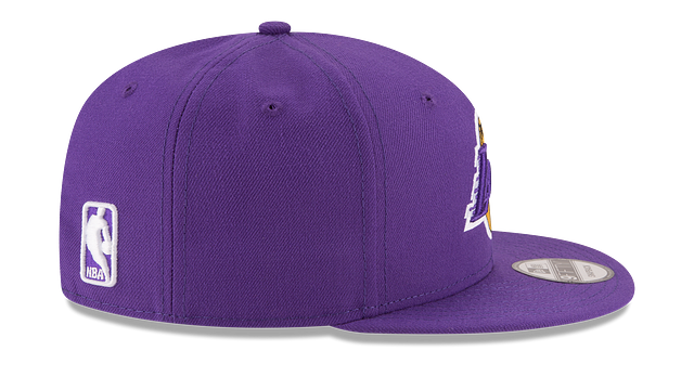 LOS ANGELES LAKERS TEAM COLOR 9FIFTY SNAPBACK