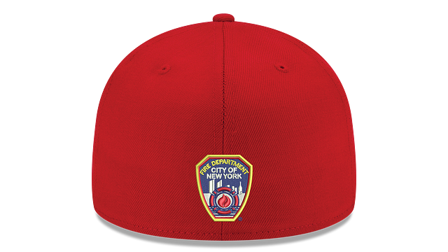 FDNY WORDMARK 59FIFTY FITTED