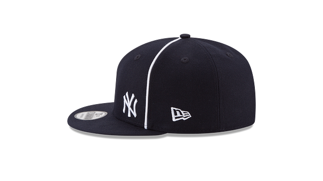 NEW YORK YANKEES Y2K FLAWLESS 9FIFTY SNAPBACK Left side view