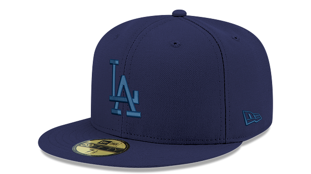 LOS ANGELES DODGERS TONAL 59FIFTY FITTED