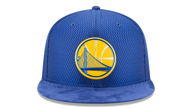 GOLDEN STATE WARRIORS ON COURT 9FIFTY SNAPBACK
