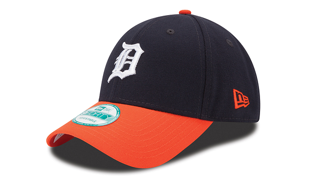 DETROIT TIGERS THE LEAGUE 2TONE 9FORTY ADJUSTABLE