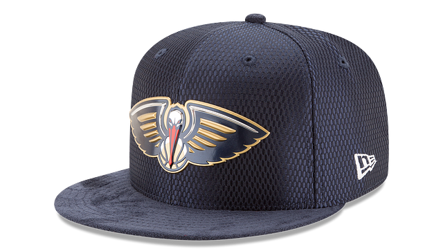 NEW ORLEANS PELICANS ON COURT 9FIFTY SNAPBACK