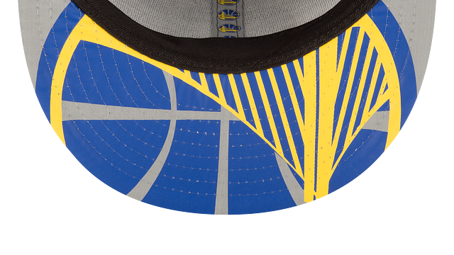 GOLDEN STATE WARRIORS ON COURT 59FIFTY FITTED