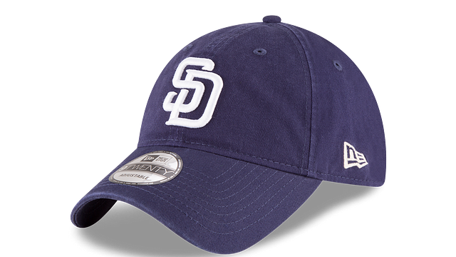 SAN DIEGO PADRES CORE CLASSIC 9TWENTY ADJUSTABLE