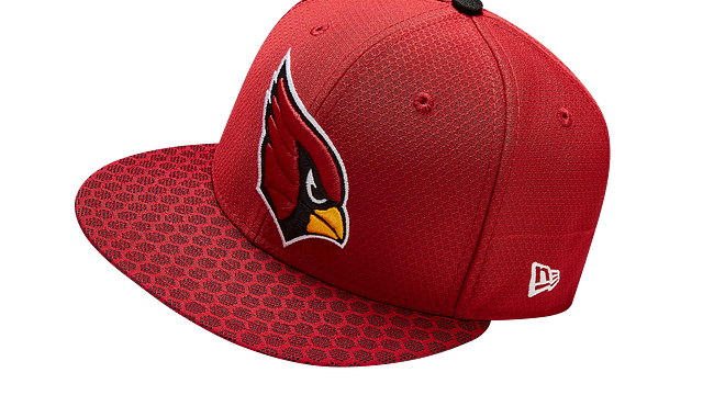 ARIZONA CARDINALS OFFICIAL SIDELINE 59FIFTY FITTED