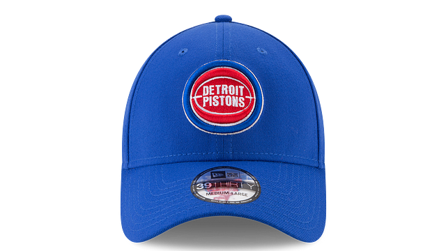 DETROIT PISTONS TEAM CLASSIC 39THIRTY STRETCH FIT